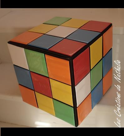 rubik 39 s cube g ant les cr ations de nathalie. Black Bedroom Furniture Sets. Home Design Ideas