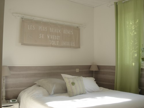 D co chambre d 39 adulte les cr ations de nathalie for Chambre zen adulte